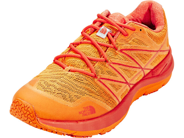 The North Face Ultra Cardiac II Zapatillas Hombre, Exuberance Orange/Tibetan Orange